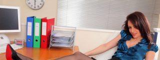 Chiste: el de la secretaria cachonda y el sindicalista plasta