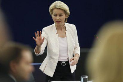 Von der Leyen, ex ministra de Defensa alemana, es ya presidenta de la Comisión Europea