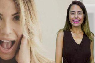 Tamara Gorro escribe un mensaje a Jorge Javier y la reacción del presentador no es la esperada