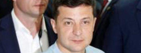 Zelenski arrasa en las elecciones legislativas de Ucrania