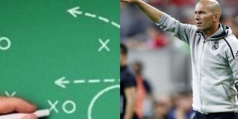 Esta es la táctica que Zidane entiende que hay que mejorar cuanto antes