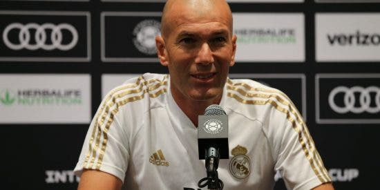 """Zinedine Zidane: """"Nada ha cambiado con Gareth Bale desde junio"""""""