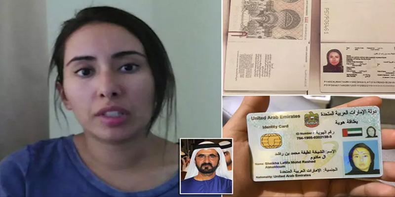 La tragedia de la princesa Sheikha Latifa, la hija del jeque de Dubai, que intentó escapar y atraparon