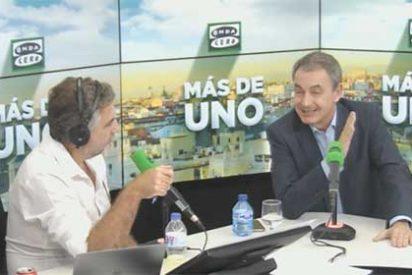 Antes se pilla a un Zapatero que a un cojo: al descubierto la gran mentira que le soltó a Alsina en toda la jeta