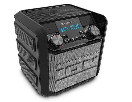 "Mejores altavoces Bluetooth grandes 2019 -""ION Audio Tailgater Express Go -"