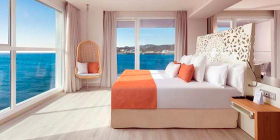Hoteles sólo para adultos en Ibiza: Amàre Beach Hotel Ibiza