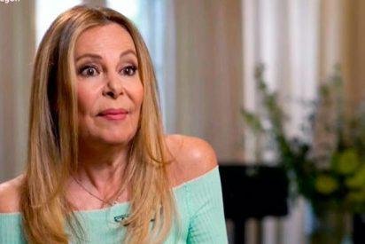 Ana Obregón descubre el amenazante burofax que recibió de la productora de 'Masterchef Celebrity' estando su hijo ingresado