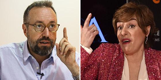 El chiste macabro de la infame Anabel Alonso sobre Rivera se lleva una paliza épica