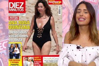La pugna entre Ana Rosa Quintana y Susanna Griso traspasa la televisión y llega a la prensa rosa