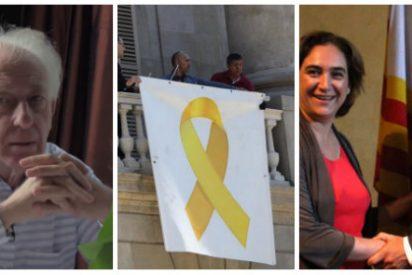 Albert Boadella le hace un traje a los indignos socialistas catalanes por su pasividad ante la vileza de 'Nada' Colau