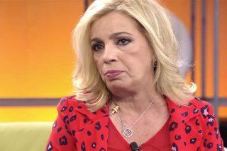 El consejo de Carmen Borrego a su madre, María Teresa Campos, que seguro no le va a hacer ninguna gracia