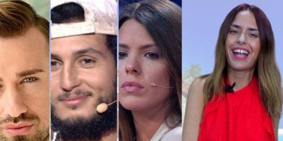 Laura Matamoros y Rafa Mora se pronuncian sobre Omar Montes y sus 200.000 €