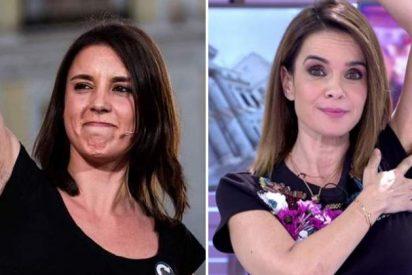 """La viuda de Cela les mete un buen centrifugado a Irene Montero y a todas las de su 'pelaje': """"Son sucias por ideología"""""""