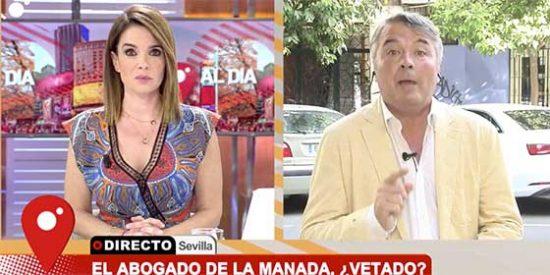 """Agustín Martínez manda al limbo el carnet de periodista de Carme Chaparro: """"Sus preguntas están fuera de lugar, señora"""""""