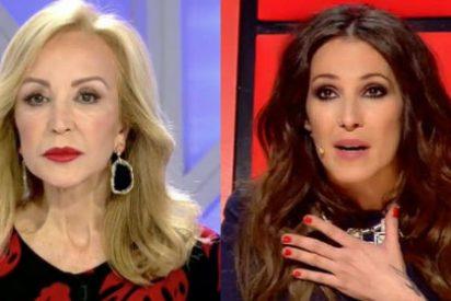 """Increíble y sorprendente ataque de Carmen Lomana contra Malú: """"Tiene una mala uva que no veas"""""""
