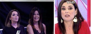 Sucio 'bajonazo' de Marta Flich a Cristina Seguí con la pusilánime Carma Chaparro de por medio