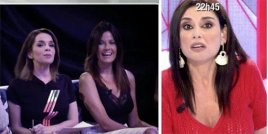 El golpe de Marta Flich a Cristina Seguí con la pusilánime Carma Chaparro de por medio