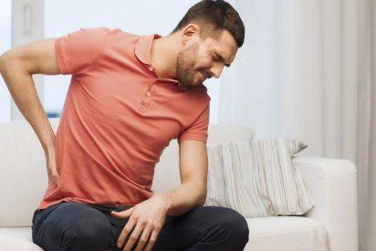 Esta postura de yoga puede ayudarte a aliviar la ciática