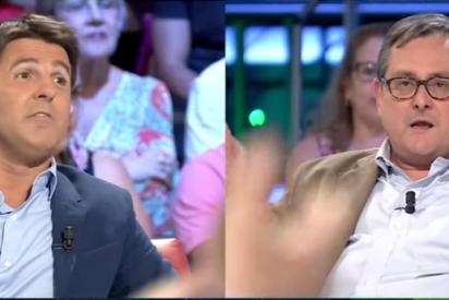 Marhuenda hace picadillo al podemita Cintora con un soberbio e histórico repaso sobre la corrupción de la izquierda