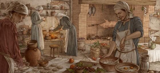 Receta de natillas de chocolate caseras - historia natillas