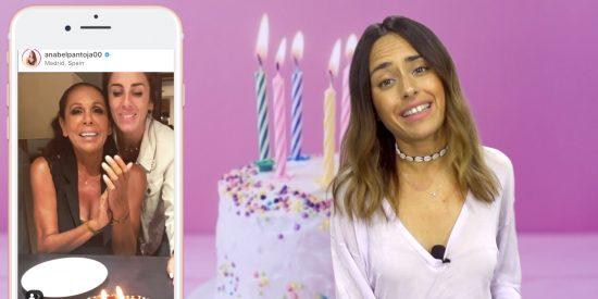 ¿Por qué Belén Esteban no fue a la fiesta de cumpleaños de Anabel Pantoja?