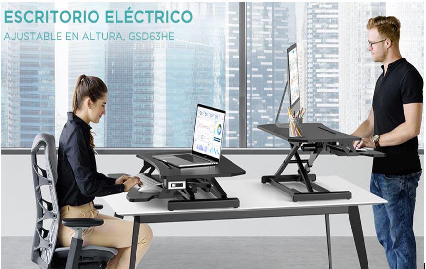 escritorio eléctrico