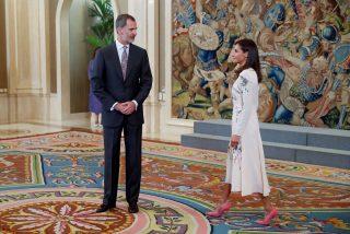 Terremoto en Casa Real: Doña Letizia provoca un incidente con el Rey Felipe ante las cámaras