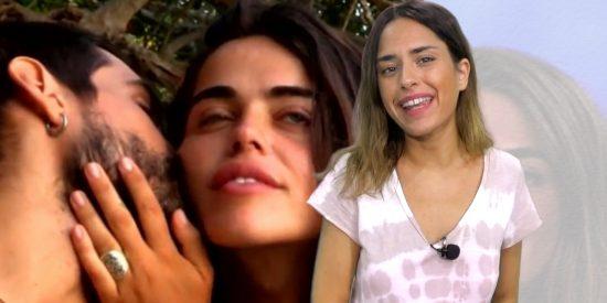 Violeta Mangriñán y Fabio Colloricchio: amor en tiempos millenial