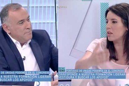 Fortes idea una torticera triquiñuela para que Irene Montero salga indemne de su visita a TVE