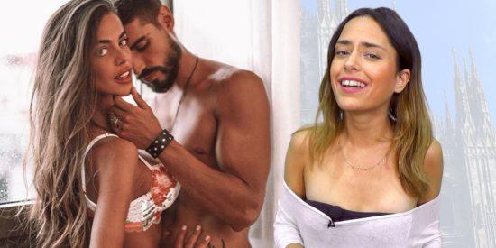 Fabio Colloricchio y Violeta Mangriñán se enfrentan a una prueba definitiva para su relación