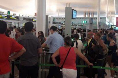 ¡Atención viajeros!: Los vigilantes de los controles de seguridad del aeropuerto del Prat convocan huelga indefinida a partir del 9 de agosto