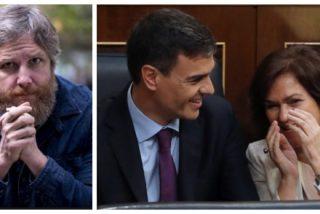 """EN DIRECTO - El Quilombo: Gistau estalla contra las gamberradas de Sánchez y Calvo: """"No paran de burlarse de otros a mandíbula batiente"""""""