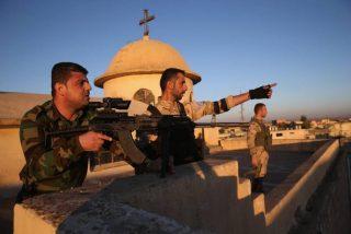El cardenal Sako rechaza 'enérgicamente' la creación de milicias cristianas en Irak