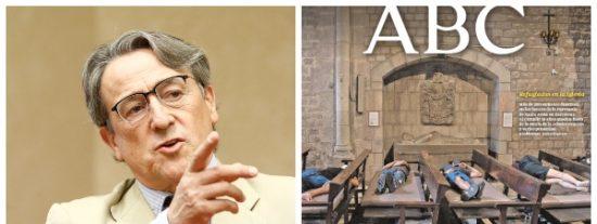 Tertsch sacude al ABC por asumir las cantinelas del buenismo pidiendo gastar más dinero para los peligrosos MENAS