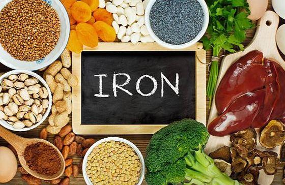 Propiedades del comino - tiene hierro