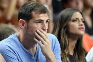 Iker Casillas y Sara Carbonero aplacan los malos tiempos personales con optimismo: