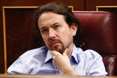 La morralla que tiene en la cabeza Pablo Iglesias que demuestra -en un tuit- lo que le importa el gobierno del país