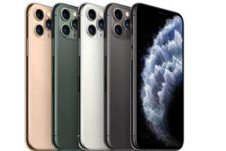 Apple cae 3% en bolsa tras decepcionantes ventas de iPhone