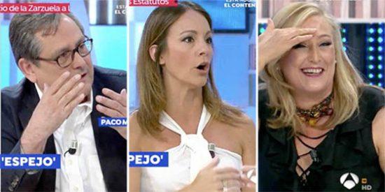 """Soberana tunda a Elisa Beni por defender a Bildu: """"¡Es asqueroso y repugnante!"""""""