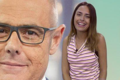 Jordi González culpa de forma desconsiderada a Violeta de sus fallos como presentador