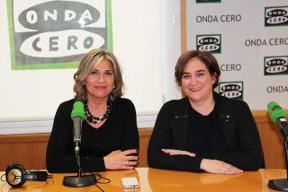 Julia Otero se lleva un tremendo baño en Twitter a costa de su amiga Ada Colau y la delincuencia en Barcelona