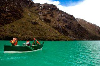 Qué ver en Perú: Laguna de LLanganuco