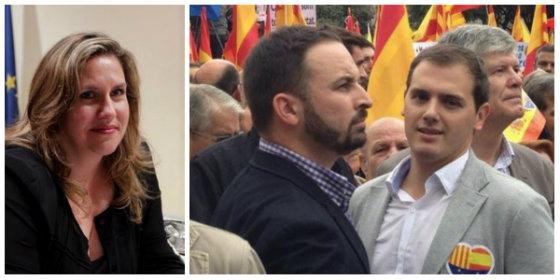 """Cristina López Schlichting asusta a los """"inmaduros"""" de Vox y Ciudadanos con un escalofriante vaticinio demoscópico"""