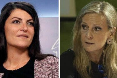 Durísimo enfrentamiento tuitero entre una diputada de VOX e Isabel San Sebastián antes de su encuentro en la radio