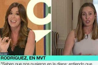 Melisa Rodríguez (Cs) se enzarza con Mamen Mendizabal por los 'peros' de la periodista de laSexta a la hora de condenar las agresiones del Orgullo