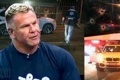Asesinan a tiros a Mark Batchelor, ex futbolista sudafricano que habría sido amenazado por Oscar Pistorius