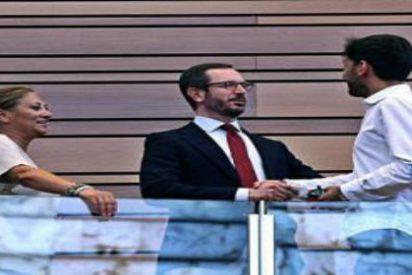 Maroto, López y Díaz, Senadores por Castilla y León