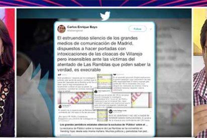 El programa de Risto 'regenera' el periodismo dando cancha a la mercancía escacharrada de 'Público Today', silenciada por los grandes medios