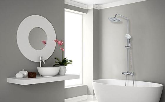 Mejores columnas de ducha termostáticas, calidad-precio
