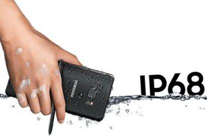 Mejores móviles resistentes al agua (IP68)